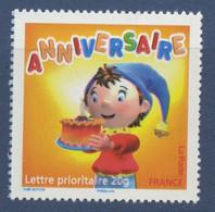 N° 4183 Anniversaire  Année 2008 , Valeur Faciale Lettre Prioritaire - Nuovi