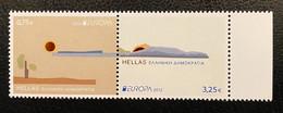 GREECE, 2012 EUROPA, MNH - Ongebruikt