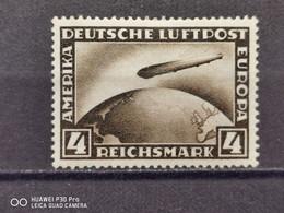 Deutsche Reich Zeppelin Mi-Nr. 424 MNH  Postfrisch Mit Falz - Ungebraucht