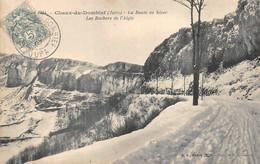 La Chaux Du Dombief Pic De L'Aigle Près Saint Laurent En Grandvaux Bonlieu Le Frasnois 1554 BF Hiver Neige - Otros Municipios