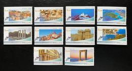 GREECE,2006 Greek Islands, Imperforate 2 Sides, MNH - Ongebruikt