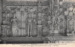 BRUGES - Musée De Sculpture Comparée - Cheminée Du Franc, Effigies De Maximilien D'Autriche Et De Marie De Bourgogne - Brugge
