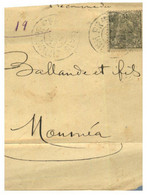 (OO 4) New Caledonia Partial Registered Cover Posted To Nouméa - As Seen On Scan - Other