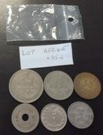 Lot Monnaie Afrique , Asie En Détail Sur Les Photos Et en L état Sur Les Photos( PRIX DE DEPART 1euro !! ) - Other - Africa