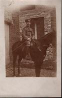 ! [02] Montaigu, 1915, Photo, Fotokarte, Frankreich, 1. Weltkrieg, Pferd - War 1914-18