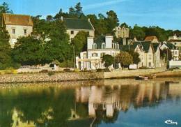 Dept 29,Finistère,Cpm Pont-Aven,Promenade Sur L'Aven - Pont Aven