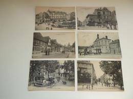 Très Beau Lot De 20 Cartes Postales De France Toutes Animées   Zeer Mooi Lot Van 20 Postkaarten Van Frankrijk - 20 Scans - 5 - 99 Cartoline