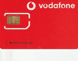 New Zealand - Vodafone - GSM SIM  - Mint - New Zealand