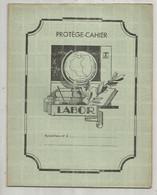 JC , Protége Cahier LABOR , Vierge , Vert , Calendrier Perpétuel , Emploi Du Temps, Tables ,2 Scans , Frais Fr 1.95 E - Book Covers