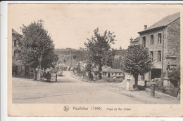 HOUFFALIZE PLACE DU ROI ALBERT - Houffalize