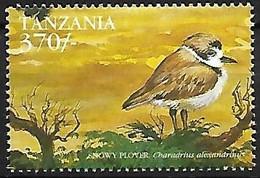 Tanzania - MNH ** 1999 :   Kentish Plover    Charadrius Alexandrinus - Sonstige