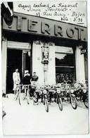 Dijon - Cycles Terrot - Agent Exclusif & Régional Simon Fournier Place Darcy - Bicyclettes Vélomoteurs Motocyclettes CAD - Dijon