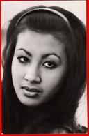 01734 Dilorom Kambarova Uzbekistan Uzbek Actor Actress Actor Actress Movie Actor Actress Film Of 1981 USSR Soviet Card - Acteurs