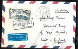 638 - ITALY SAN MARINO - 1938 - AIR MAIL - COVER - FORGERY, FALSE, FAKE, FAUX, FALSO, FALSCH - Verzamelingen (zonder Album)