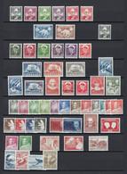 GREENLAND 1938 TO 1969 LOT ** MNH - Ungebraucht