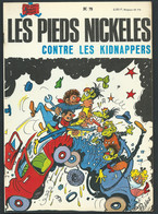 N° 79 - Les Pieds Nickelés Contre Les Kidnappers- Car201115 - Pieds Nickelés, Les
