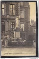 50220 . PERRIERS . LE MONUMENT AUX MORTS DE LA GUERRE 1914 . 18 - Autres Communes