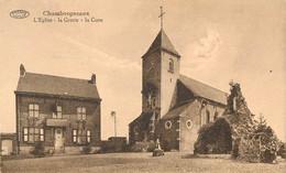 Belgique - Chatelet - Chamborgneaux - L'Eglise - La Grotte - La Cure - Chatelet