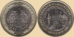 Turkey 1 Lira 2021 - Turchia