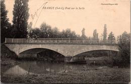 71 - FRANGY --  Pont Sur La Seille - Autres Communes