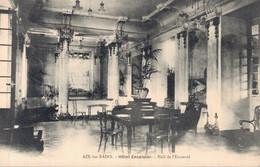 73 AIX LES BAINS HOTEL EXCELSIOR HALL DE L'ENTRESOL - Hotels & Restaurants