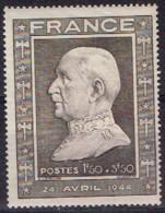 FR 1864 - FRANCE N° 606 Neuf** Anniversaire Du Maréchal Pétain - Unclassified