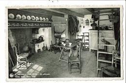 CPA Carte Postale Belgique-Heist -L'heureux Sweet Home Du Pêcheur 1918? VM30532 - Heist