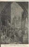 MEHUN SUR YEVRE , Peinture De L' Intérieur De L' Eglise , Jeanne D' Arc à Mehun , 1921 - Mehun-sur-Yèvre