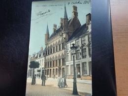 Ieper - Ypres: L'Hotel Des Postes --> Beschreven 1908 - Ieper