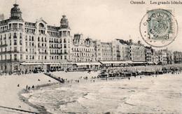 Oostende Ostende, Zeedijk, Digue. (Bruxelles - Brussel ), 1911. - Oostende