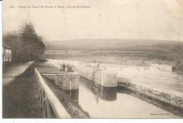 GOUAREC. Environs. Ecluse Du Canal De Nantes à Brest, Près De Bon Repos. - Gouarec