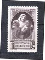 1940 -  Au Profit Des Victimes De La Guerre - YT 465 - Nuovi