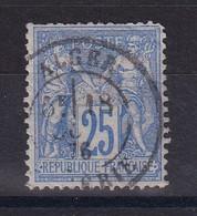 D 162 / SAGE N° 78 OBL / CACHET ALGER - 1876-1898 Sage (Type II)