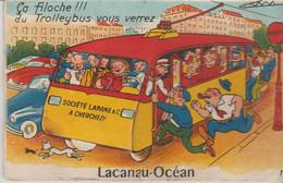 33 .LACANAU OCEAN ( Ca Filoche :::///du Trlley Bus Vous Verrez ) - Móviles (animadas)