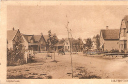 PAYS-BAS . BILTHOVEN . LIJSTERLAAN . 1923 . Départ De MAARTENSDIJK Pour La FRANCE - Bilthoven