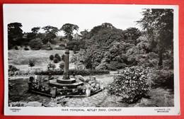 ENGLAND , CHORLEY - WAR MEMORIAL ASTLEY PARK - Other