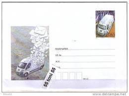 2013, Europa / CEPT Postal Stationery  BULGARIA / Bulgarie - Sobres