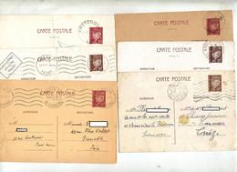 Lot Carte Postale Petain à Voir - Postales Tipos Y (antes De 1995)