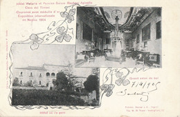 Cartolina - Postcard /  Viaggiata - Sent /  Cava Dei Tirreni, Hotel Suisse. - Cava De' Tirreni
