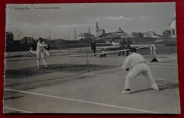 CPA 1920 Coq-sur-Mer. Jeu De Lawn-Tennis - De Haan
