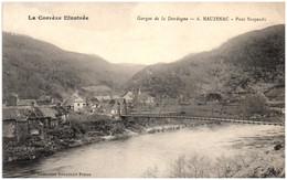 19 NAUZENAC - Pont Suspendu - Other Municipalities