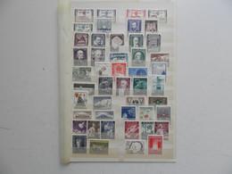 AUTRICHE COLLECTION DE  130 DIFFERENTS  NEUFS  1er CHOIX (voir Photos) - Verzamelingen (zonder Album)