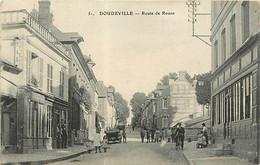 76 DOUDEVILLE - ROUTE DE ROUEN - Other Municipalities