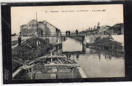 PANTIN (93) Vue Du Canal - La Plâtrière - Pantin
