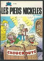 N° 105  - Les Pieds Nickelés Au Cirque Car 20208 - Pieds Nickelés, Les