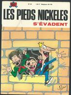 N° 26  - Les Pieds Nickelés S'évadent   Car 20210 - Pieds Nickelés, Les