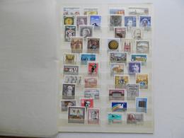 AUTRICHE COLLECTION DE  120 DIFFERENTS OBLITERES  1er CHOIX PERIODE 1985/89 + 3 BF (voir Photos) - Verzamelingen (zonder Album)