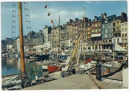 Honfleur -  Le Quai Sainte-Catherine Et Ses Vieilles Maisons - (Calvados) - Honfleur