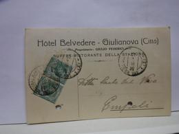 GIULIANOVA  --- TERAMO  -- GIULIO FEDERICI  -- BUFFET-RISTORANTE STAZIONE - Teramo