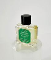 Miniatures De Parfum   CEDRAT MONSIEUR  De PINAUD  EDT   4  Ml - Mignon Di Profumo Uomo (senza Box)